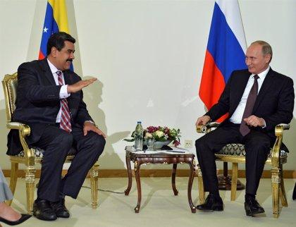 """Moscú se ofrece a dar un """"apoyo integral"""" al diálogo entre el Gobierno venezolano y la oposición"""