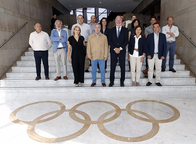 """Varios.- Seis de cada diez españoles practica """"algún deporte"""", según el 'Mapa del Deporte' en España"""