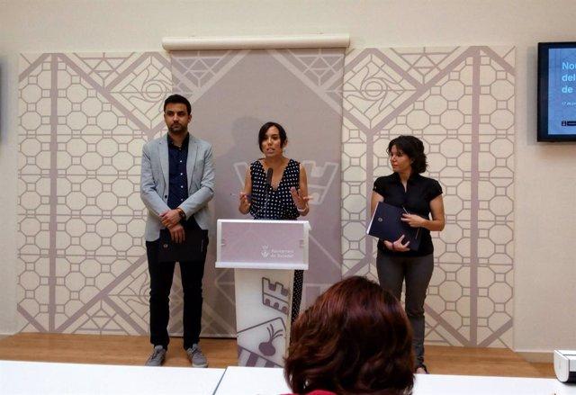 La nova alcaldessa de Sabadell elabora un cartapacio amb la mirada posada en 2030