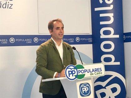 PP ve a PSOE de Conil (Cádiz) desacreditado al renunciar a la Alcaldía en favor de IU minutos después de su investidura