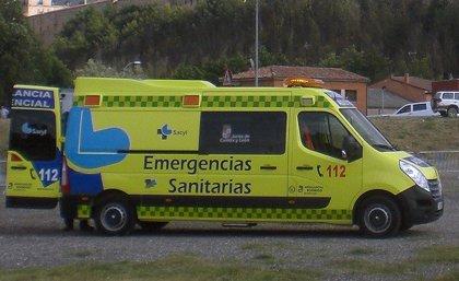 Fallece un ciclista de 75 años tras sufrir una caída con una bicicleta en Valderas (León)