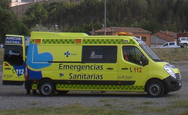 Sucesos.- Fallece un varón de 75 años tras caerse de una bicicleta en la Cuesta del Matadero, Valderas (León)