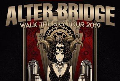 Alter Bridge presentaran nou disc a Barcelona i Madrid el desembre (MADNESS LIVE)