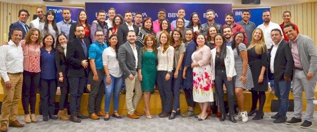 Un total de 169 empresas emprendedoras de EE.UU, México, Colombia y Turquía llegan a la final de BBVA Momentum