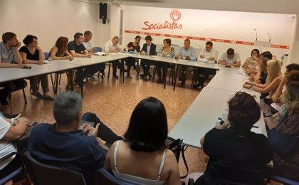 El PSOE del Alto Aragón propone a sus trece candidatos para la Diputación Provincial de Huesca