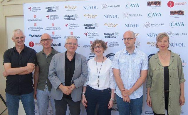 El Premi Llibreter guardona a 'Jo vaig, tu vas, ell va' de Jenny Erpenbeck i 'Novell·la' de Pol Beckmann