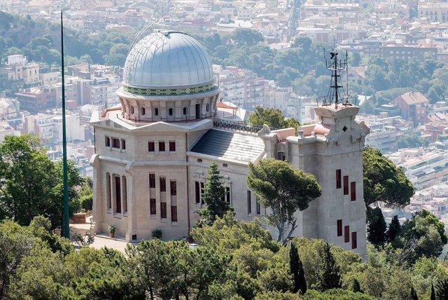 L'Observatori Fabra obre la temporada de 'Sopars amb Estels'