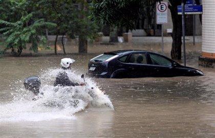 Las fuertes lluvias dejan más de 3.000 desplazados en Uruguay