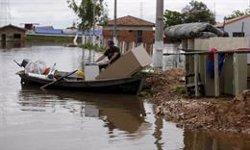 Les fortes pluges deixen més de 3.000 desplaçats a l'Uruguai (JORGE ADORNO / REUTERS - Archivo)