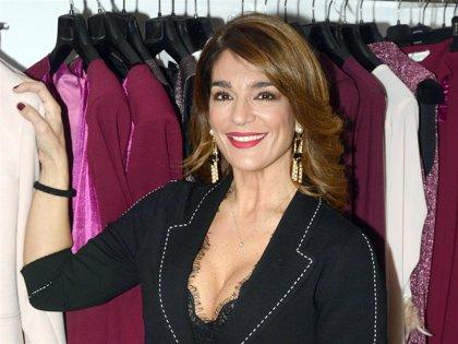 Raquel Bollo niega que esté embarazada y se enfrenta a Bibi, de las Mellis, en 'Sálvame'