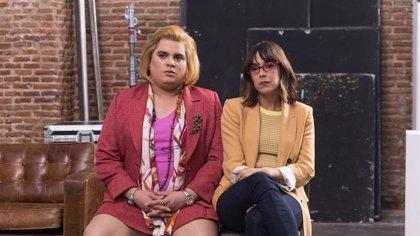 """Brays Efe, protagonista de 'Paquita Salas': """"El humor es un acto creativo, no debe tener límites"""""""