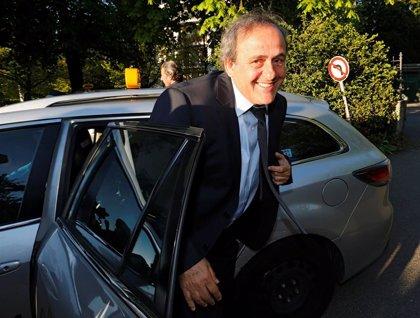 Michel Platini, detenido por la Policía francesa por supuesta corrupción con el Mundial de Catar