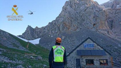 Buscan a un menor desaparecido en la vertiente leonesa de Picos de Europa