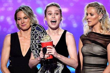 Ganadores de los MTV Movie & TV Awards 2019: Endgame, Dwayne Johnson, Juego de tronos y Brie Larson, entre los premiados