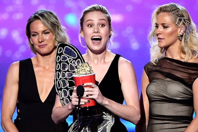 Ganadores de los MTV Movie & TV Awards 2019: Endgame, Dwayne Johnson, Juego de tronos y Brie Larson, entre los premiados