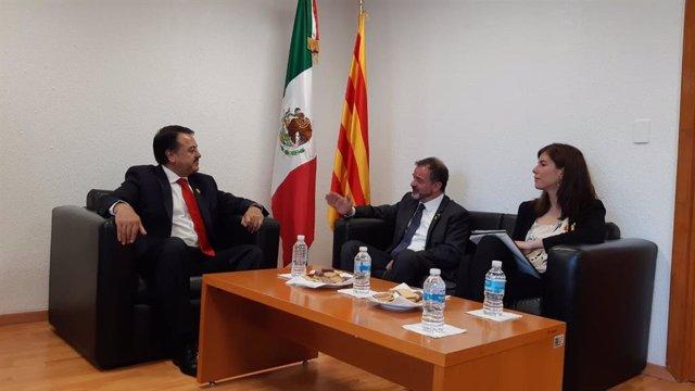 """Bosch: """"Mèxic entén que la democràcia i els drets humans han de respectar-se"""""""