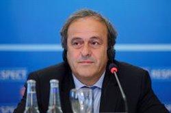 Michel Platini, detingut per suposada corrupció en l'adjudicació del Mundial de Qatar 2022 (HAROLD CUNNINGHAM - Archivo)