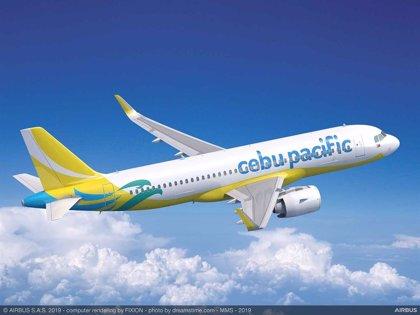 Cebu Pacific compra 31 aviones a Airbus, entre ellos 10 del nuevo A321XLR