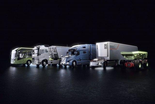 Economía/Motor.- Volvo Group y Nvidia desarrollarán una plataforma de inteligencia artificial para camiones autónomos