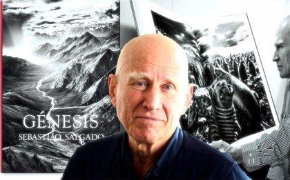 El fotógrafo brasileño Salgado, Premio de la Paz de Libreros Alemanes