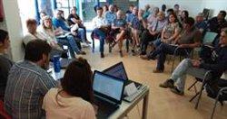 El Comú demana superar la ''política de blocs-bloquejos'' des del debat sobiranista per entrar al govern de la Paeria (ACN)