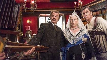 Holmes y Watson: La loca parodia detectivesca de Will Ferrell y John C. Reilly ya en DVD y Blu-ray