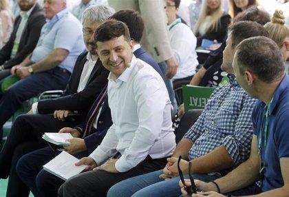 Zelenski insiste en el acercamiento de Ucrania a la UE y la OTAN