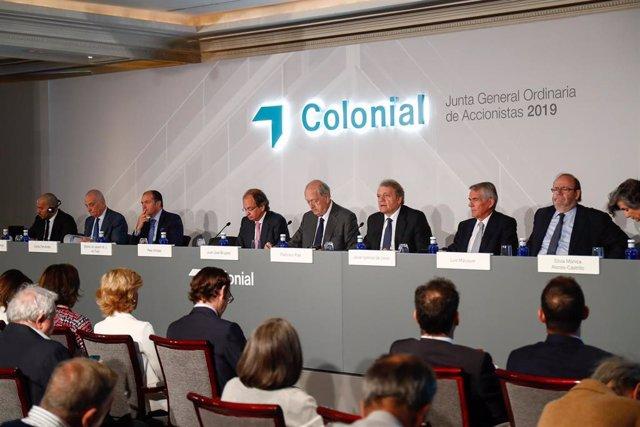 Colonial ultima la venta de sus centros logísticos, valorados en 480 millones