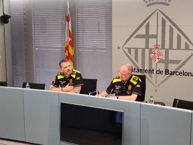 Av.- Successos.- Identifiquen al sospitós d'atropellar un jove i fugir en cap d'any a Barcelona