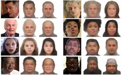 La Inteligencia Artificial logra reconstruir el rostro de personas solo a través de su voz