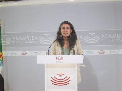 """Irene de Miguel espera que el PSOE no aplique el """"rodillo apisonador"""" y sitúa empleo e igualdad entre los """"retos"""""""