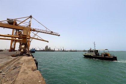 Los rebeldes yemeníes permiten a la ONU inspeccionar barcos en Hodeida
