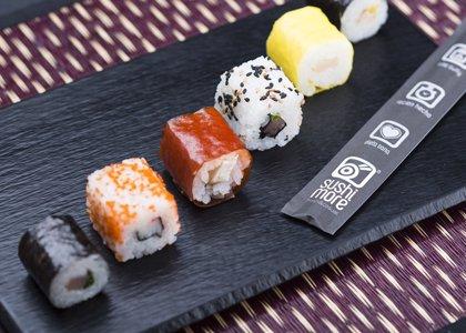 El sushi gana adeptos en España según un estudio de ElTenedor