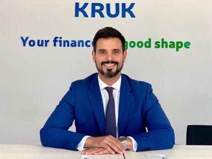 Kruk nombra a Francisco Álvarez como nuevo director de inversiones en NPL y desarrollo de negocio en España