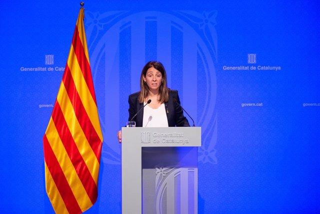 El Govern demana la llibertat dels presos o almenys traslladar-los a presons catalanes