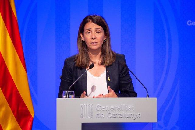 """Av.- El Govern relativiza les disputes locals JxCat-ERC i cercar la """"unitat"""" sobiranista"""
