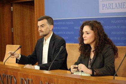 Inmaculada Nieto (IU) releva a Maíllo como portavoz de Adelante Andalucía en el Parlamento