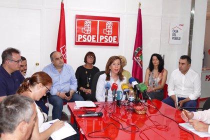 Castejón dimite como secretaria del PSOE de Cartagena pero seguirá como alcaldesa