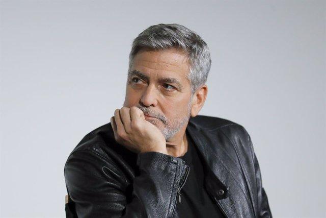 George Clooney pudo perder la vida pero no rodando una película de acción