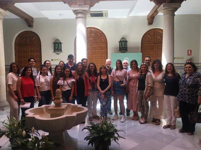 Jaén.- Un total de 14 estudiantes realizan sus prácticas en anatomía patológica y citodiagnóstico en el IML