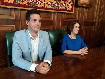 PP y Cs acuerdan el reparto de algunas concejalías en Teruel ante las próximas fiestas de la Vaquilla