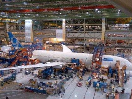 ALC compra a Boeing cinco 787-9 'Dreamliners', valorados en 1.300 millones