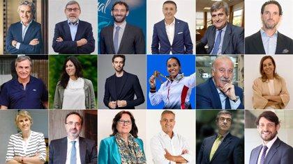 Gasol, Sainz, Pasabán, Perales y Del Bosque compondrán el Consejo Asesor del Deporte Español