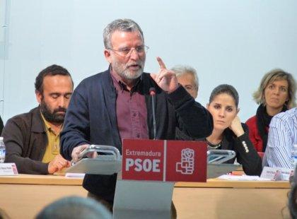Fallece el presidente del PSOE Provincial de Cáceres, Antonio Olivenza Pozas