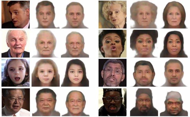 La Intelligncia Artificial aconsegueix reconstruir el rostre de persones solament a través de la seva veu