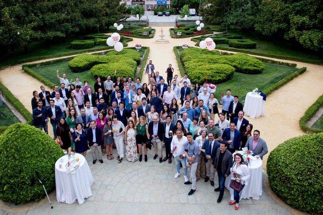 COMUNICADO: Just Eat premia por tercer año a los mejores restaurantes de comida a domicilio en España