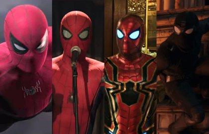VÍDEO: Estos son los cuatro trajes de Spider-Man en Lejos de Casa