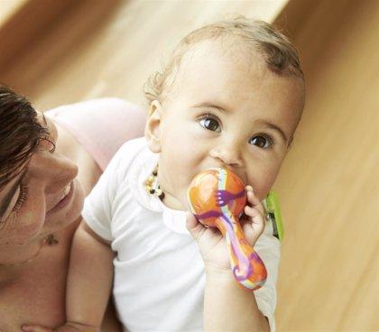 Los microbios intestinales de los bebés están asociados con su temperamento