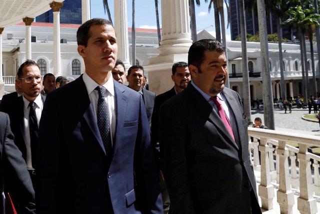 Venezuela.- La Justicia venezolana envía a juicio al jefe de despacho de Guaidó