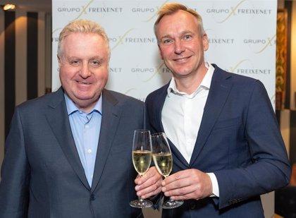 Henkell Freixenet prevé alcanzar ventas de 1.500 millones antes de 2025
